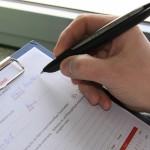 Übergabeprotokoll - Digitale Formularerfassung für SAP PM