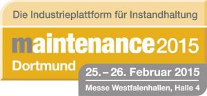 maintenance Dortmund: 25. + 26. Februar 2015
